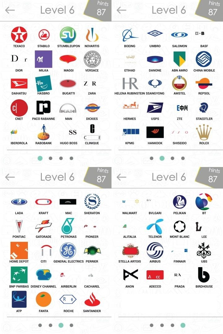 Sports Logo Quiz Answers Level 5 Logos Quiz Answers Level 6